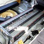 ハイブリット車のバッテリーの種類