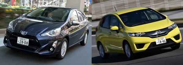 トヨタとホンダの低燃費争い