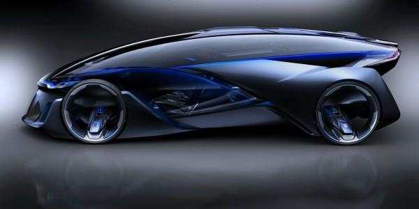 近未来自動車